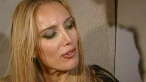 Patrizia D'Addario, l'escort girl italienne qui affirme avoir passé une nuit avec Silvio Berlusconi (1er août 2009)