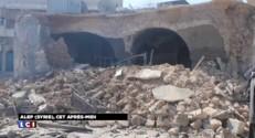 Syrie : violents combats à Alep