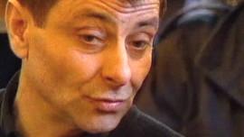 TF1/LCI : Cesare Battisti lors de son séjour en France