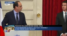 """Budget 2015: Hollande """"salue les députés qui ont eu conscience de leur rôle"""""""