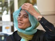 L'actrice iranienne Leila Hatami à Cannes le 13 mai 2014