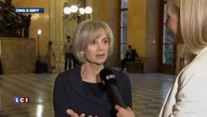 """La libération de Serge Lazarevic, """"une magnifique surprise"""" selon Elisabeth Guigou"""