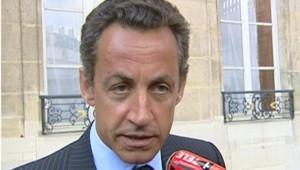 LCI-TF1, Nicolas Sarkozy le 30 août 2006