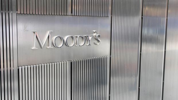 Le siège de l'agence de notation Moody's à New York