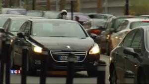 Manuel Valls est arrivé à l'hôpital à Nantes