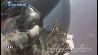 Un Américain bat le record d'altitude en ballon