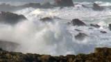 Nuit de tempête en Bretagne et Aquitaine