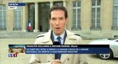 Hollande a décoré Valls, et lui a fait passer ses messages