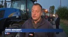 """Journée d'action des agriculteurs : """"On n'est pas là pour embêter les gens"""""""