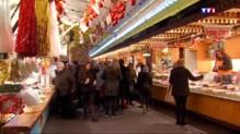 Le marché de Noël de Strasbourg quadrillé par les forces de l'ordre
