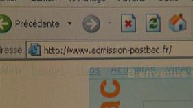 site internet inscription université post bac