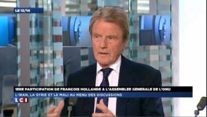 """Syrie : Kouchner reconnaît """"l'impuissance de la communauté internationale"""""""
