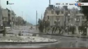 """Syrie : l'armée """"contrôle"""" 90% de Baba Amr"""