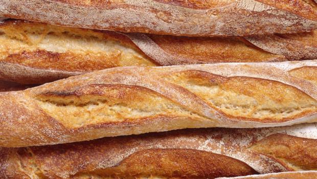 Baguettes de pain - Image d'illustration