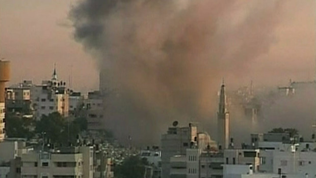 gaza israël hamas