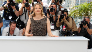 Jodie Foster Me Gibson Festival de Cannes 2011 The Beaver