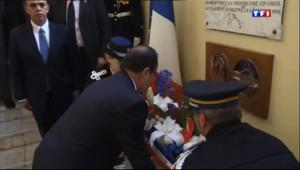 Le 13 heures du 4 octobre 2013 : Premier voyage de Fran�s Hollande en Corse - 637.8829999999999
