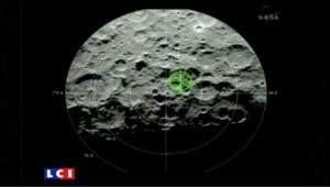 Nouvelle mission de la NASA sur le lune