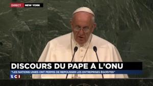 ONU: le pape François rend hommage aux martyrs de la paix