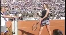 Roland-Garros, 90 ans de tennis et d'évolution vestimentaire