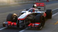 F1 Essais Jerez - 5 février 2013 - Button McLaren