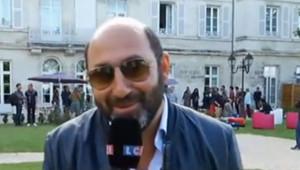 Kad Merad interviewé sur LCI le 23 août 2014