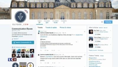 L'Elysée assure le fact checking sur Twitter