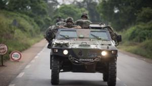 Militaires français en Centrafrique