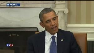 """Obama : """"Les Russes ont violé le droit international"""""""