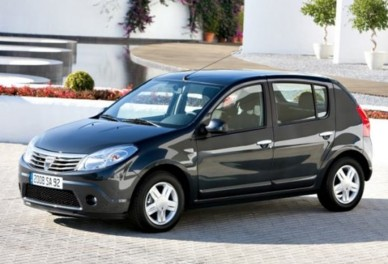 Photo 1 : SANDERO - 2008
