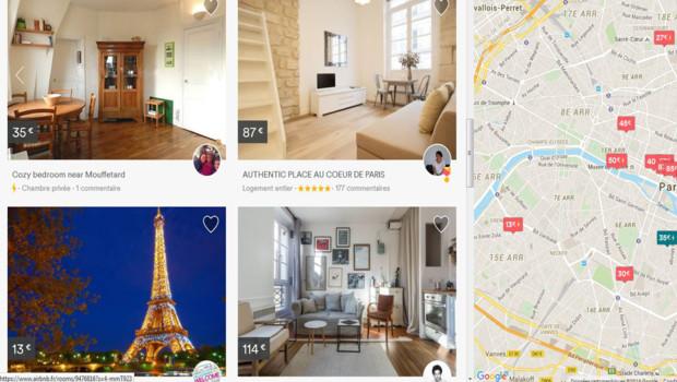airbnb paris berlin