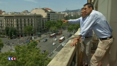 Barcelone à la chasse des logements touristiques illégaux