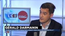 """Gérald Darmanin : """"Je ne suis pas le porte-parole de Nicolas Sarkozy pour la présidentielle"""""""