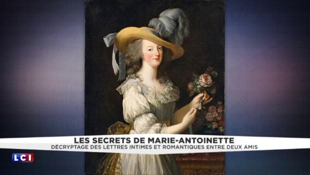 """Les secrets de Marie-Antoinette : """"Dans ces lettres, elle appelle à l'aide le comte de Fersen"""""""