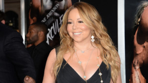 Mariah Carey à Hollywood en juillet 2014