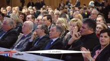 """Nicolas Sarkozy propose un """"projet collectif"""" pour 2017"""