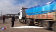 Syrie : la Turquie multiplie la construction de camps pour réfugiés près de la frontière
