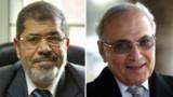 Egypte : hautes tensions en vue pour le second tour de la présidentielle