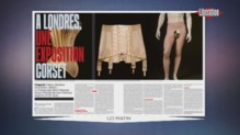 À Londres une exposition corset (04/05)