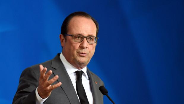 François Hollande, le 16/10/15