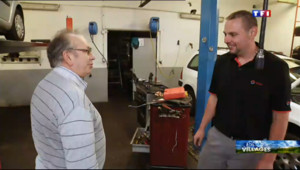 Le 13 heures du 4 octobre 2013 : Gr� �OS Vilages, le garage de Blain trouve un repreneur - 982.8850000000001