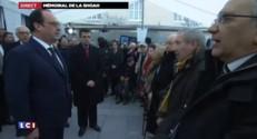 Libération d'Auschwitz : la Marseillaise entonnée au Mémorial de la Shoah à Paris