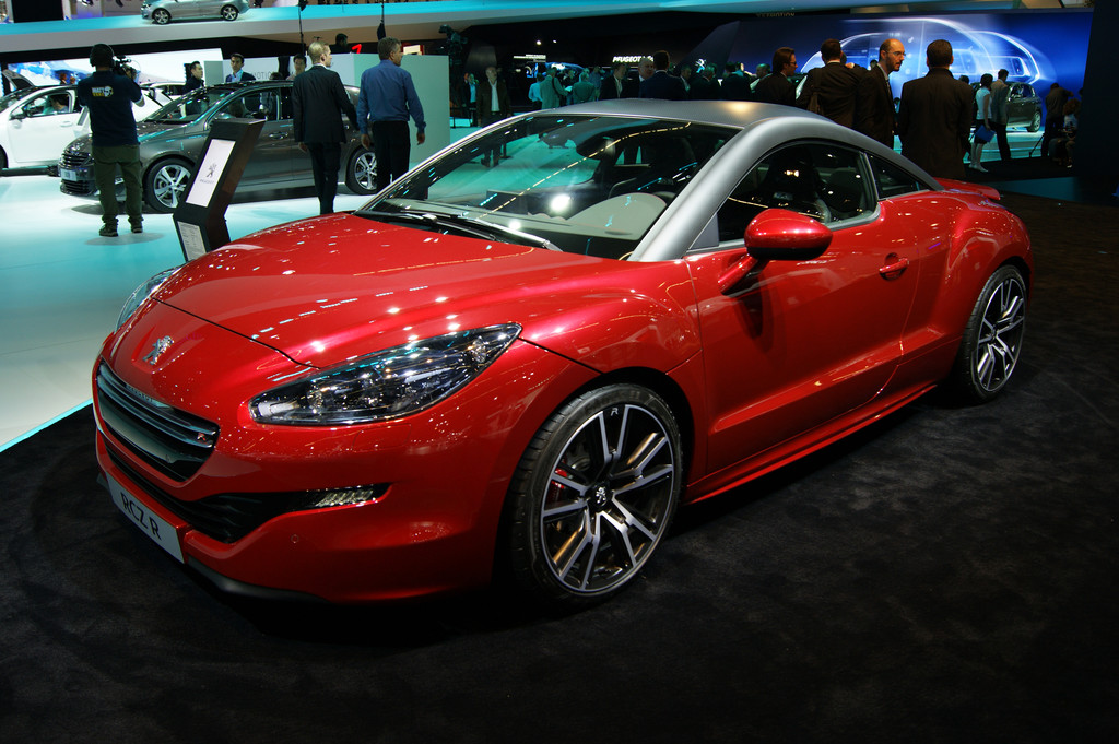 news automoto peugeot rcz r 2013 prix de euros. Black Bedroom Furniture Sets. Home Design Ideas