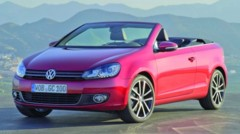 Photo 1 : GOLF CABRIOLET - 2011