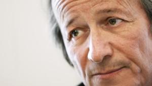 Roger-Gérard Schwartzenberg, président du groupe parlementaire Radical, républicain, démocrate et progressiste à l'Assemblée (25 mai 2005)