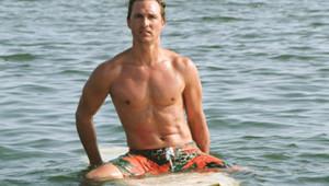 TF1/LCI Cinéma Matthew McConaughey Playboy à saisir