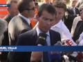 """Valls : """"Il faut soutenir la croissance pour lutter contre le chômage"""""""