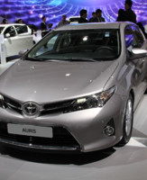 Toyota Auris Mondial Auto 2012