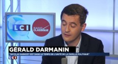 "Gérald Darmanin : ""Il n'est pas certain que Nicolas Sarkozy se présente"""