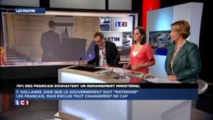 Remaniement : ce que pourrait faire François Hollande après les municipales